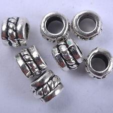 FREE SHIP 50pcs tibetan silver spacer beads 4X5MM JK0116