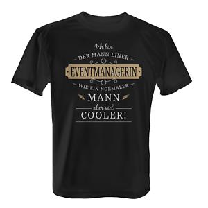 Mann-einer-Eventmanagerin-Herren-T-Shirt-Geschenk-Idee-Ehe-Paare-Event-Planerin