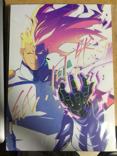 PROMARE Studio Trigger Original Memorial Art Book Kami Douzen japan anime manga