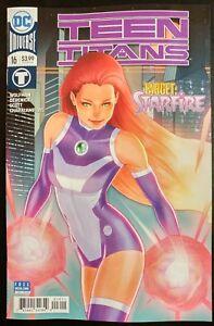 TEEN-TITANS-16a-2018-DC-UNIVERSE-Comics-VF-NM-Book