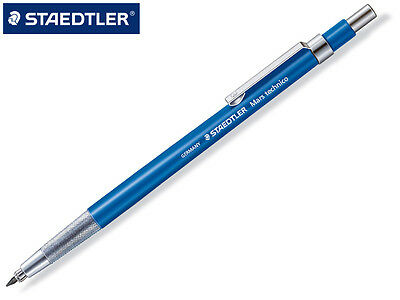 Box of 12 Staedtler 2mm Clutch Pencil Leads H