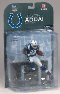 "McFarlane NFL 17: Joseph Addai (Indianapolis Colts) 6"" Figure"