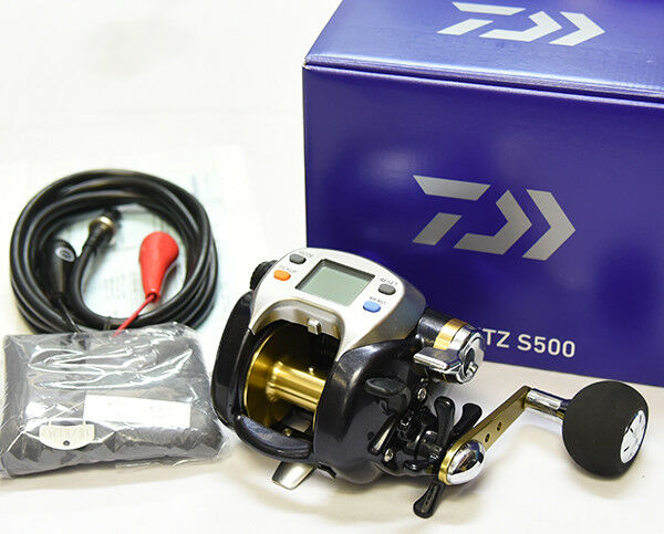 Daiwa LEOBRITZ S500 Electric Reel from Japan Japan Japan 62d36c