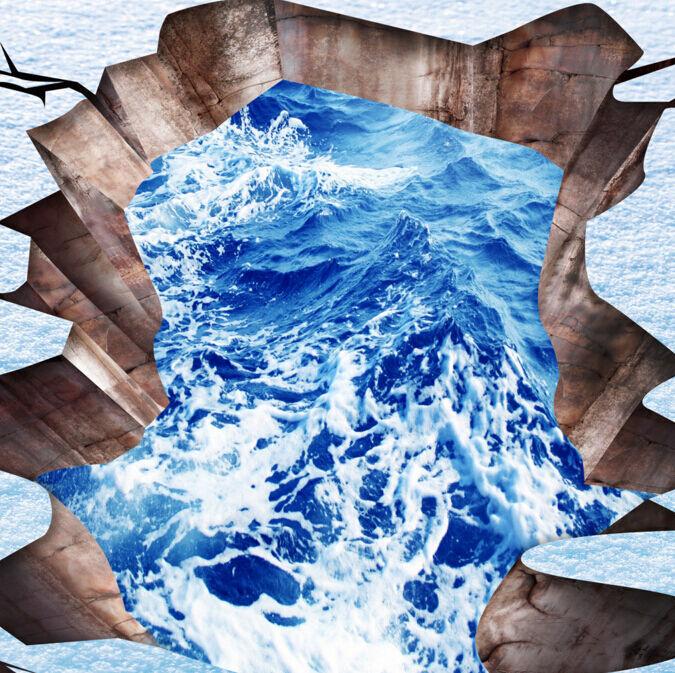3D Roll Meer 32776 Fototapeten Wandbild Fototapete BildTapete Familie DE