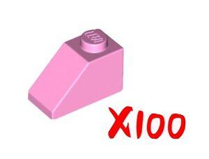 LEGO NEW-DARK BROWN-#3040-SLOPE 45 2 X 1-50 PIECES
