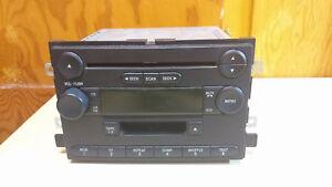 06 ford fusion radio