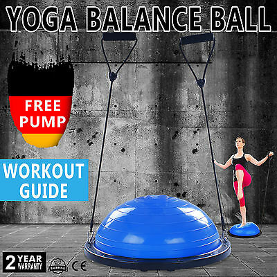 Bosu balanced trainer ball pelota de Gimnasia Pilates  Nuevo