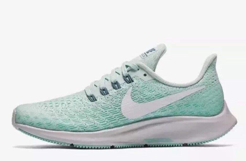 Nike AIR ZOOM PEGASUS EU 35 UK 5.5 EU PEGASUS 38.5 Girls / Women's GS Running Emerald Green fe8f22