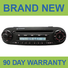 NEW VW VOLKSWAGEN Beetle Bug AM FM Radio Stereo MP3 CD Player w/ Code OEM