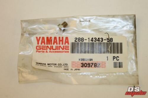 NOS YAMAHA 1981-1982 SR185 MAIN JET #116 PART# 288-14343-58-00