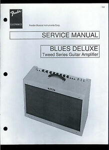 Details about Copy Fender Blues Deluxe Tweed Series Guitar Amplifier on