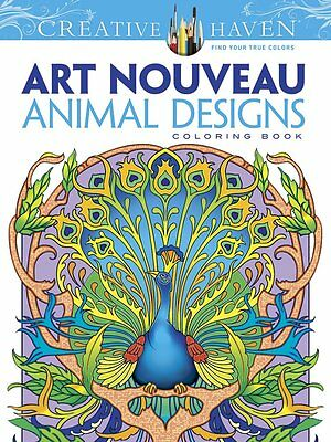 Coloring Books For Adults GrownUps Peacock Stress Relieving Relax Meditation