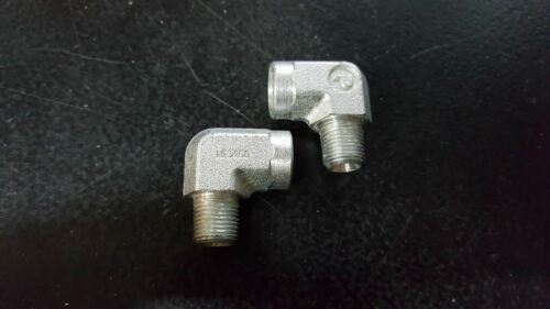 """Pair Graco 1//8/"""" Elbow for manifold"""