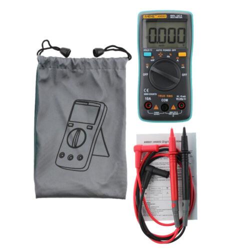 Digitalmultimeter 6000 Zählt Handheld Hintergrundbeleuchtung AC DC