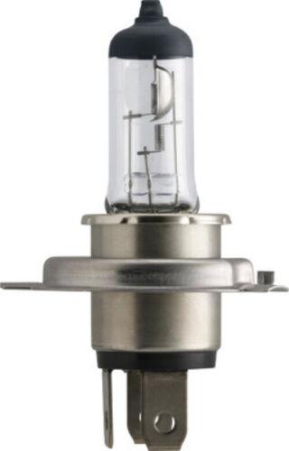 Ampoule 2 morceaux PHILIPS VISION PLUS h4 12342 VP 12 V 60//55 W p43t-38