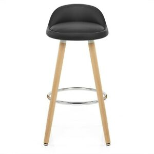 Admirable Details About Jive Wooden Fixed Height Kitchen Breakfast Bar Stool Ocoug Best Dining Table And Chair Ideas Images Ocougorg