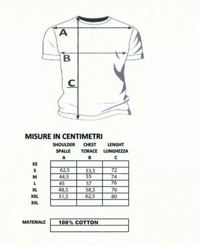 shirt Maglietta Logo Ayrton T Esse Senna Bianca Doppia B4xRwq