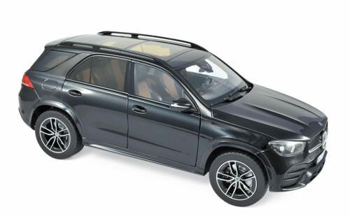 Norev 183462 Escala 1//18 Coche metálico Mercedes-Benz GLE 2019 Negro