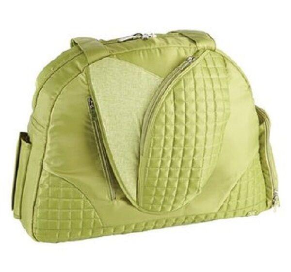 Nuovo Lug Cartwheel FITNESS GYM YOGA PILATES BAG Mat Pad Carrier GRASS verde gift