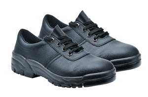 3-13 Portwest FW19 Non-Safety Shoes Low Cut Workwear Slip Resistant Sizes