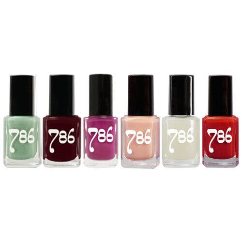 Top Coat Colours Vegan Halal Nail Polish 786 Cosmetics 12ml Clearance Sale Ebay
