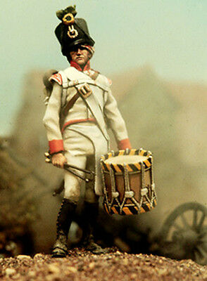 Valiant Miniatures Kit# 9741 1813-54mm French Aide-de-Camp