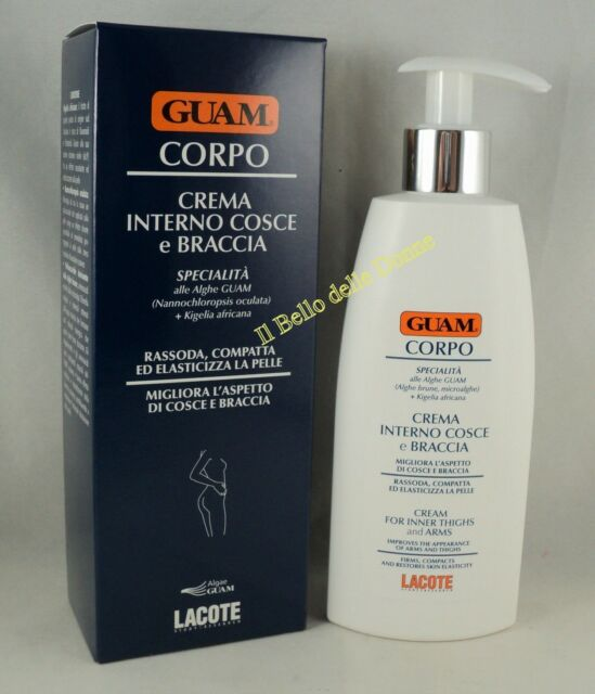 GUAM CORPO CREMA Interno COSCE BRACCIA 200ml rassoda cream inner thighs arms