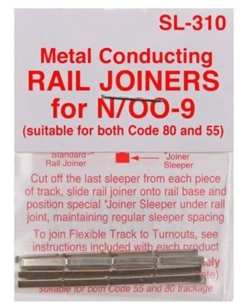 2 Rail Peco N Code 80//Code 55 Buffer Stop