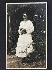 Vintage Postcard - Real Photo Anonymous Women #A16 - Beeton, Notts Confirmation?