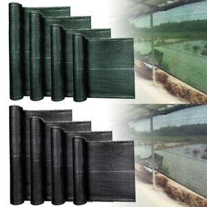 Zaunblende-Tennisblende-Sichtschutz-Zaun-Netz-Staubschutz-Gewebe-Windschutz-HDPE