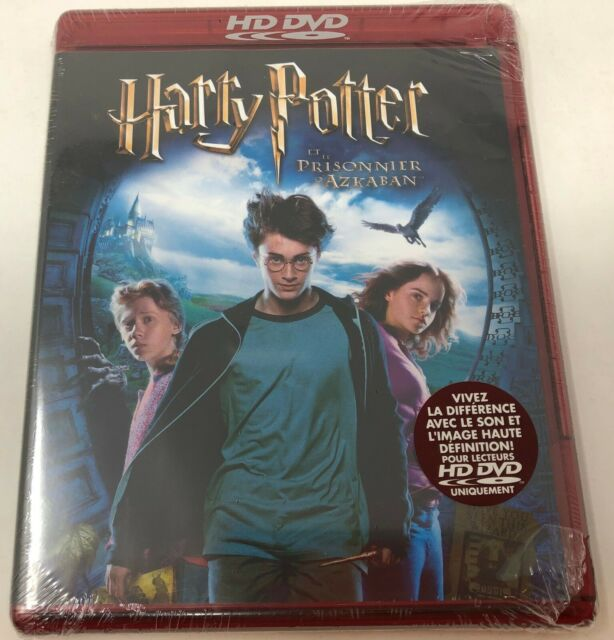 NEW Harry Potter and the Prisoner of Azkaban French France Import HD DVD