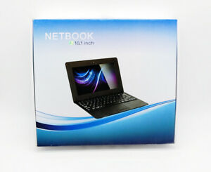 """A20 Android Netbook Schwarz Notebook Tablet PC 10.1"""" Wifi HDMI Tablet 8GB BT"""