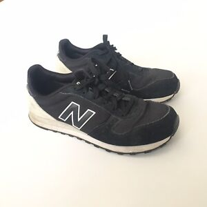 New Balance 311 Black And Gray Sneakers