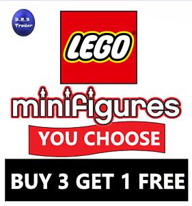 LEGO MINIFIGURES *YOU CHOOSE* SERIES 16 17 18 19 71025 71023 71022 71021 71020
