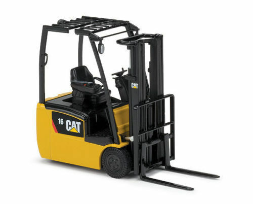 NORSCOT 55504 CAT EP16cPNT LIFT TRUCK 125
