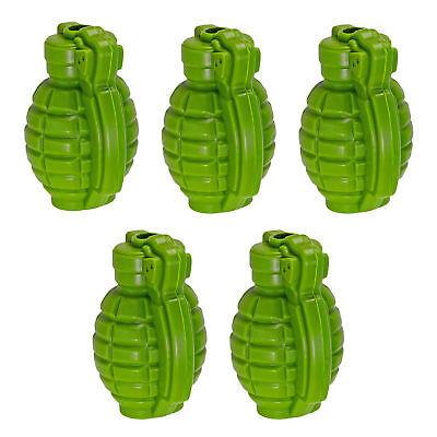 Radient Confezione Di 5 Grenade Forma Ghiaccio Caramella Cioccolato A Maker 3d Stampo Con Le Attrezzature E Le Tecniche Più Aggiornate
