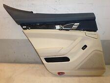 Pelle Pannello Porta Pacchetto-luce posteriore sinistra Porsche Panamera 970