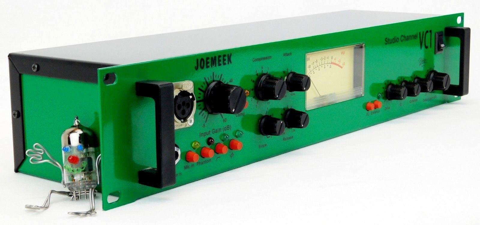 JoeMeek VC1 V3.03 Studio Channel Mic Preamp Compressor + Neuwertig + Garantie