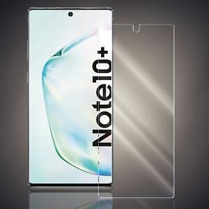 Panzerfolie für Samsung Galaxy Note 10 Displayschutzfolie Echt Glas Folie 9H