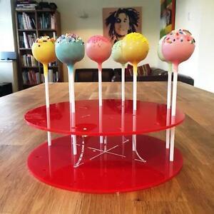 Cake-Pop-Stand-Rotondo-Rosso-Misure-Standard-16-Buco-o-Grande-32-buco