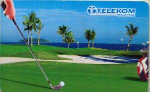 Malaysia-Used-Phone-Card-Big-Boys-039-Toy-Golf