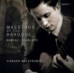 Maestros of the Baroque [New CD]