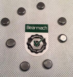Bearmach-Land-Rover-200TDI-amp-300TDI-Valve-Stem-Caps-LJC100270-Set-of-8-ERR1158
