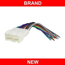 Gm Car Stereo Cd Player Wiring Harness Aftermarket Radio Adapter Wire Plug 1988 Fits 1994 Saturn Sl2