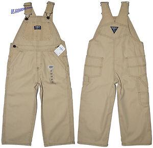 Outlet Store Verkauf 100% hohe Qualität Gratisversand OshKosh B'gosh Latzhose Overall Kinder Jeans mit Cord Beige ...