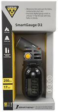 Topeak SmartGauge D2 Digital 250psi Tire Pressure Gauge TSG02 Presta/Schrader