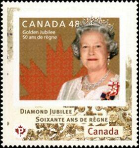 Canada  # 2517     Queen Elizabeth II      Brand New 2012 Original Pristine Gum