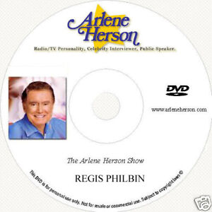Regis-Philbin-TV-Interview-30-Minutes-DVD