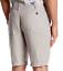 Benson Linen Solid Drawstring Shorts Gray NWT $135
