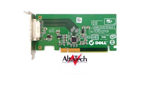 Dell FH868 Video Card 256MB PCI-E x16 DVI Low Profile ADD2 Tested Free Ship